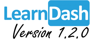 LearnDash Version 1.2.0