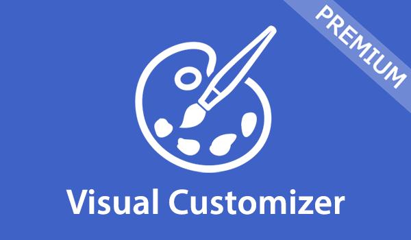 Visual Customizer